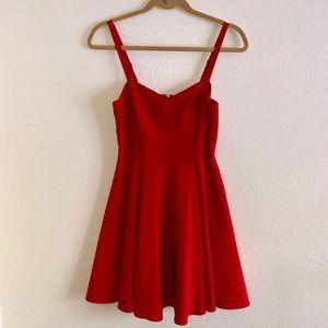 EXPRESS | Red dress size 4
